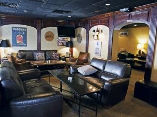 Seating at Jack's Lounge