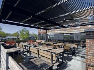 LouVino's Open-air Patio