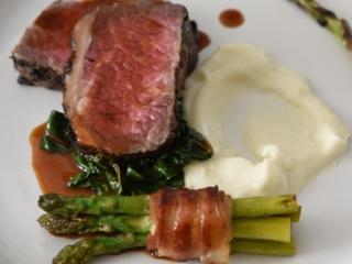 Old Stone Inn_Beef strip roast