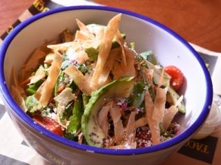 El Taco Luchador's Mexican Crunchy Salad