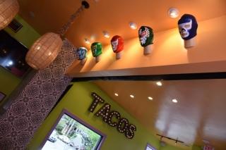 El Taco Luchador Masks