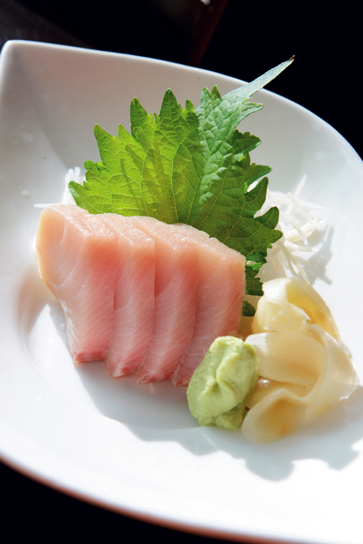 yellowtail sashimi videos