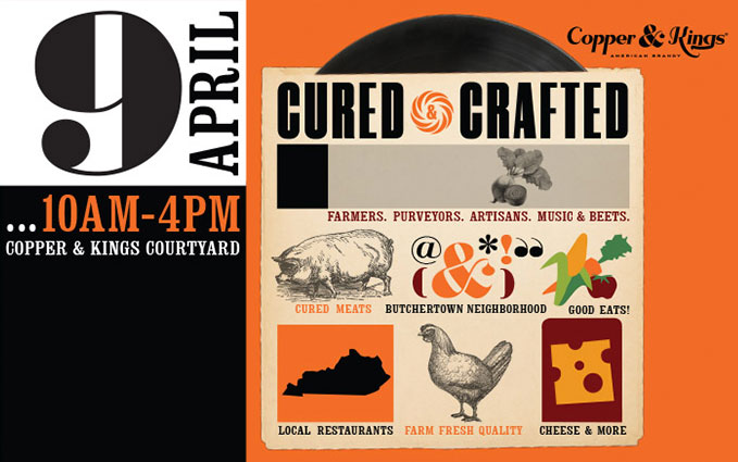 Cured & Crafted Festival Saturday at Copper & Kings