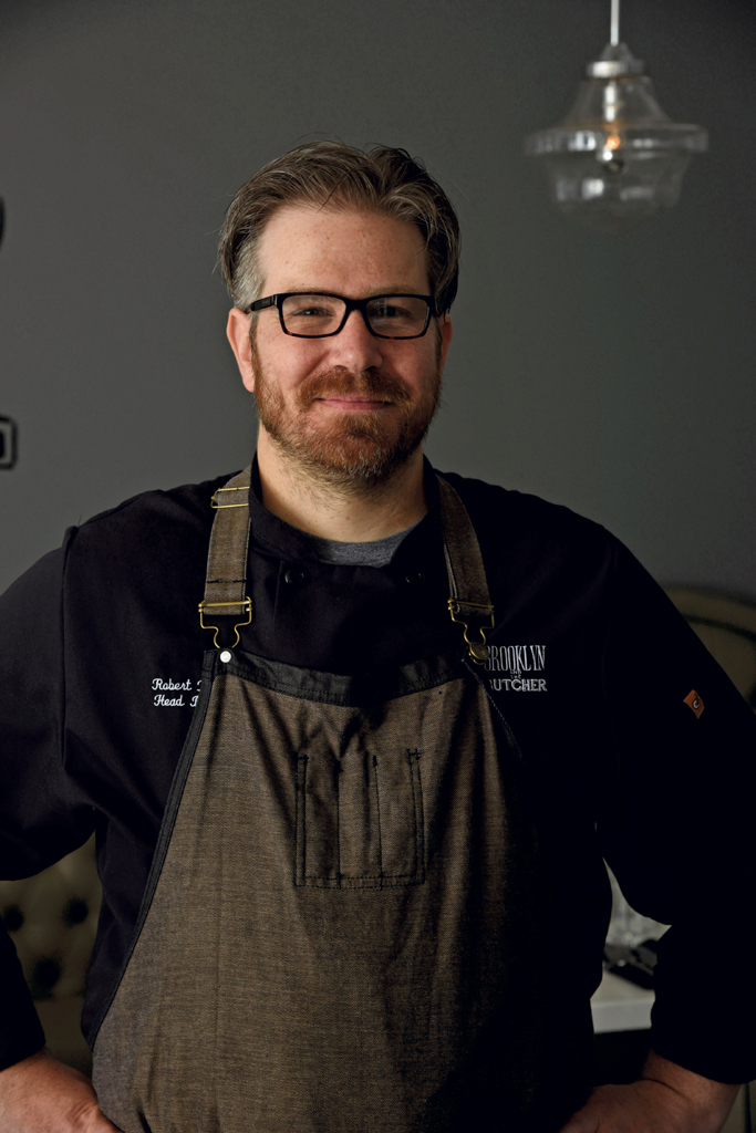 Executive Chef Robert Temple
