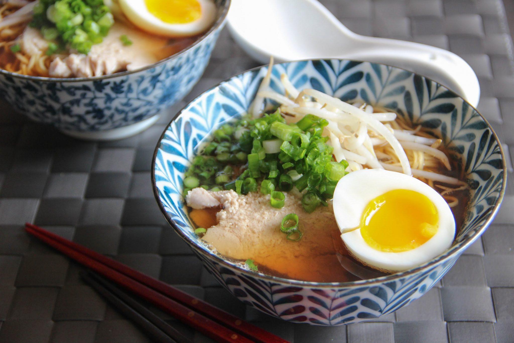 Asian Fast Food Ramen