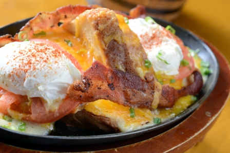 Dish on Market Hot Brown
