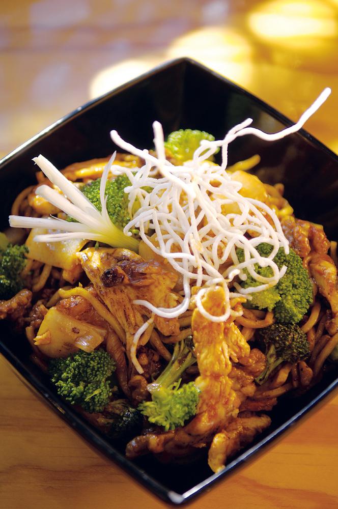 Yang Kee Noodle Firecracker Chicken