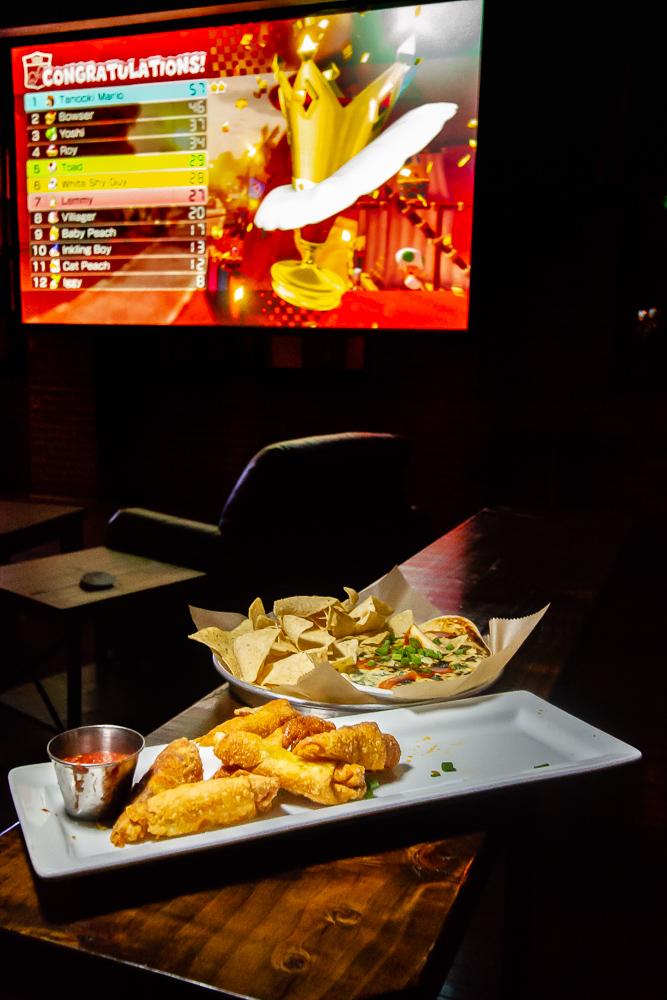 Food Fun Hopcat Adds Free Room