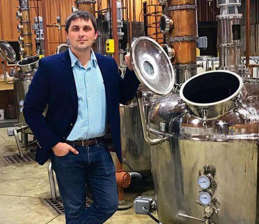 Royce Neeley of The Neeley Family Distillery