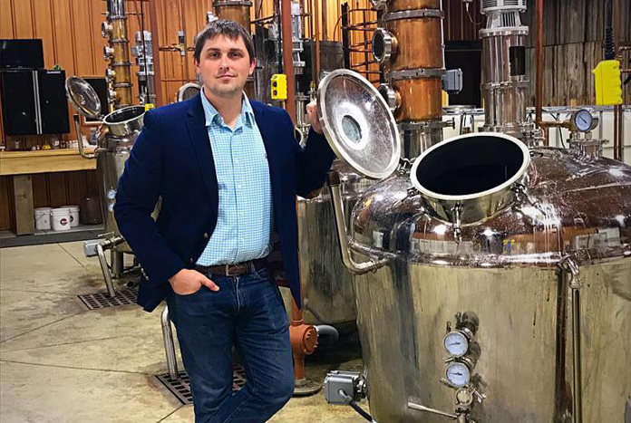 Royce Neeley of The Neeley Family Distillery