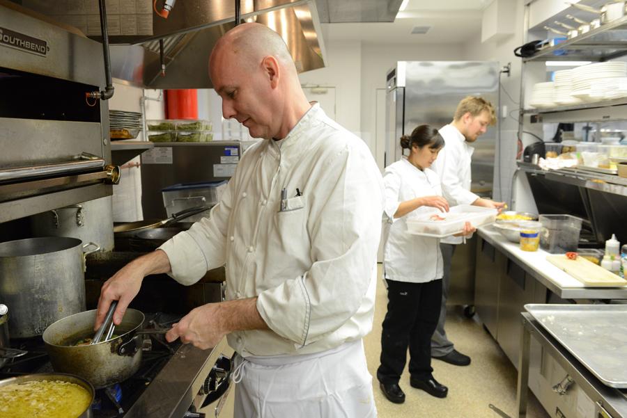 Chef Shawn Ward