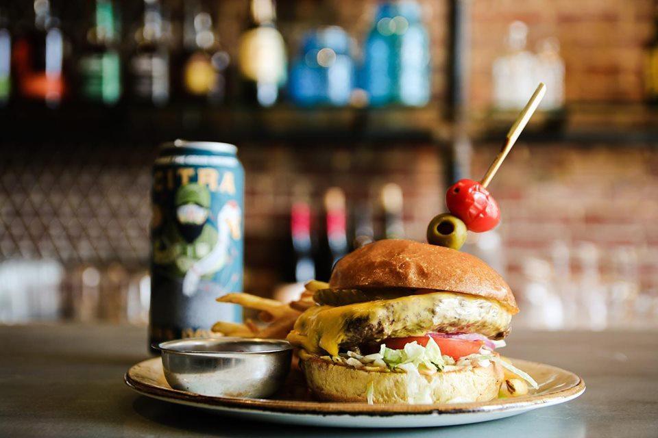 The Standard Burger ATG